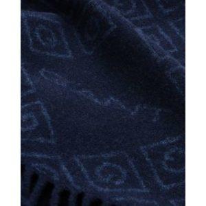 Écharpe en laine à imprimé Iconic G