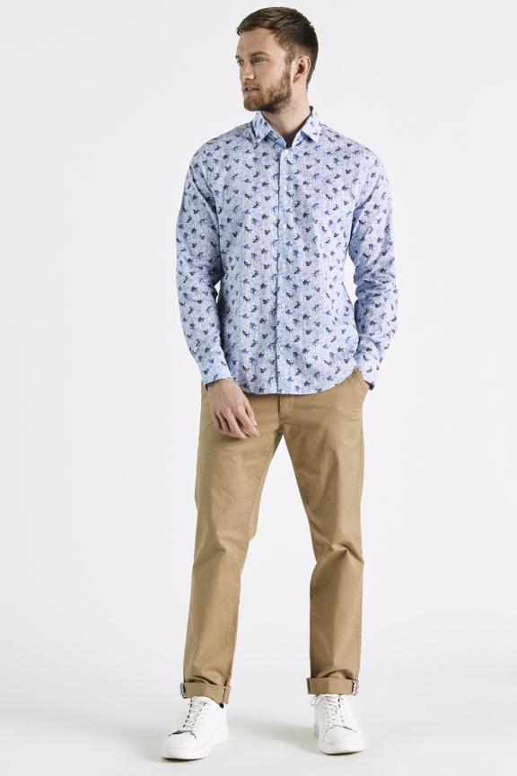 chemise floral