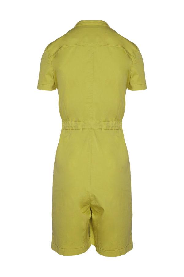 robe jaune Aeronautica Militare