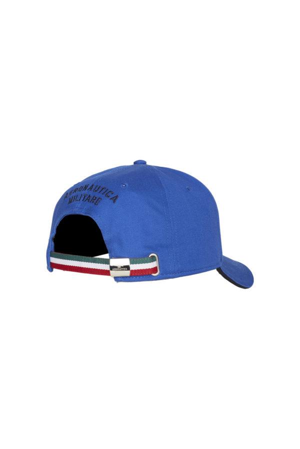 casquette blue Aeronautica Militare