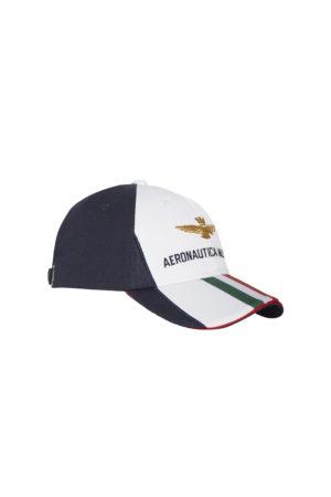 Casquette multicolore Aeronautica Militare