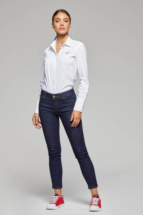 chemise blanche Aeronautica Militare
