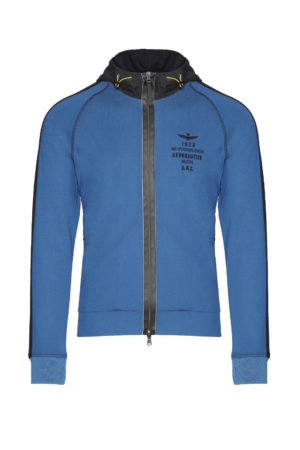 Sweat Blue Aeronautica Militare