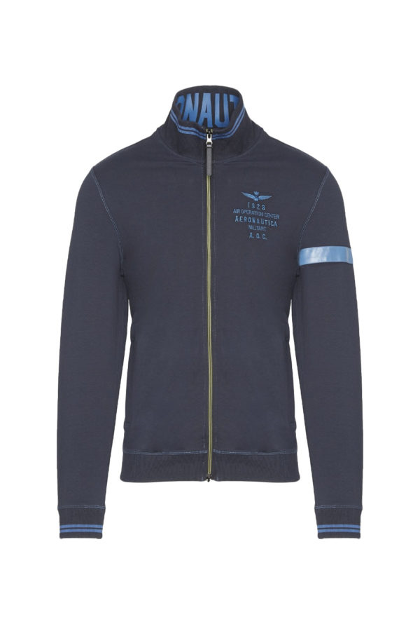 Sweat Blue-Black Aeronautica Militare