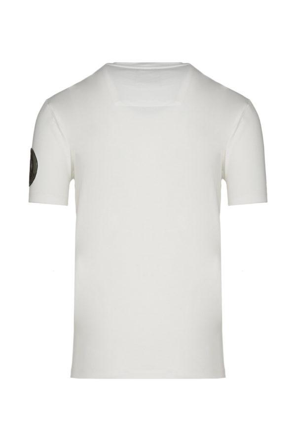 T-shirt blanc aeronautica militare