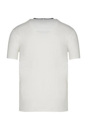 Tee-shirt Blanc Aeronautica Militare