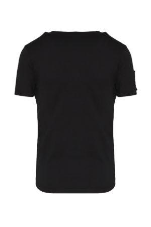 Tee-shirt noir Aeronautica Militare