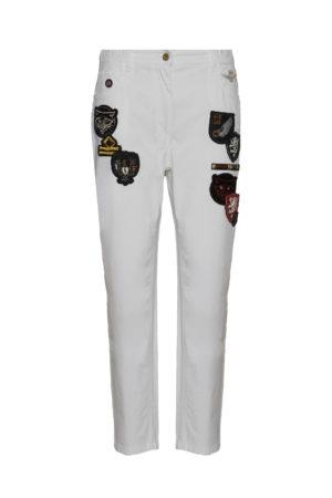 Pantalon blanc Aeronautica Militare