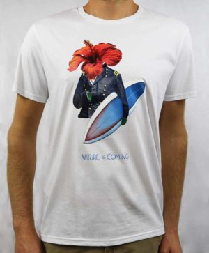 Tee-shirt Operation Hawai Nature is coming