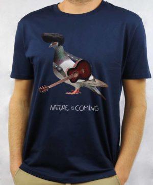Tee-shirt Rock N Vol Nature is coming