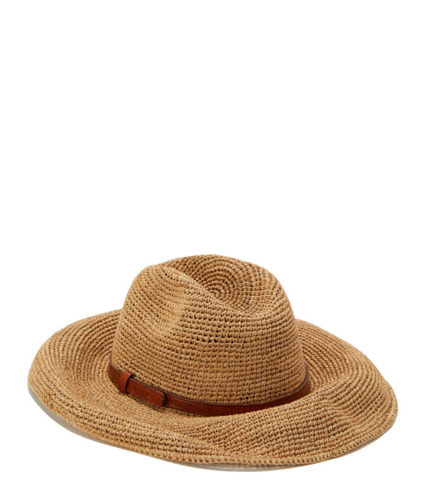 chapeau ibelive Safari Tea