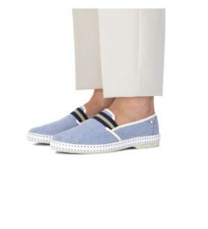 Chaussures College Bluish Rivieras