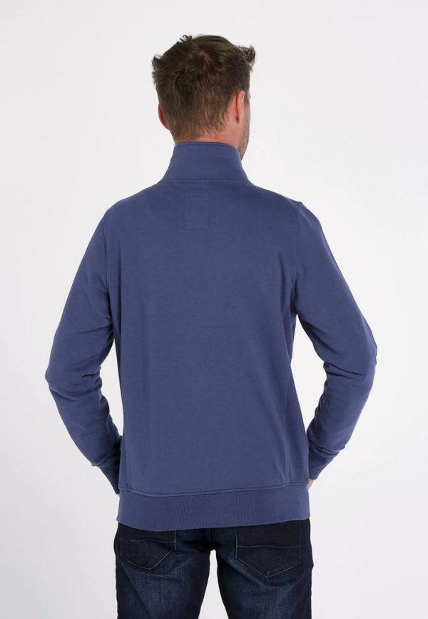 sweatshirt bleu jn joy