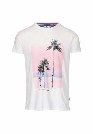 Tee-shirt Blanc J & Joy