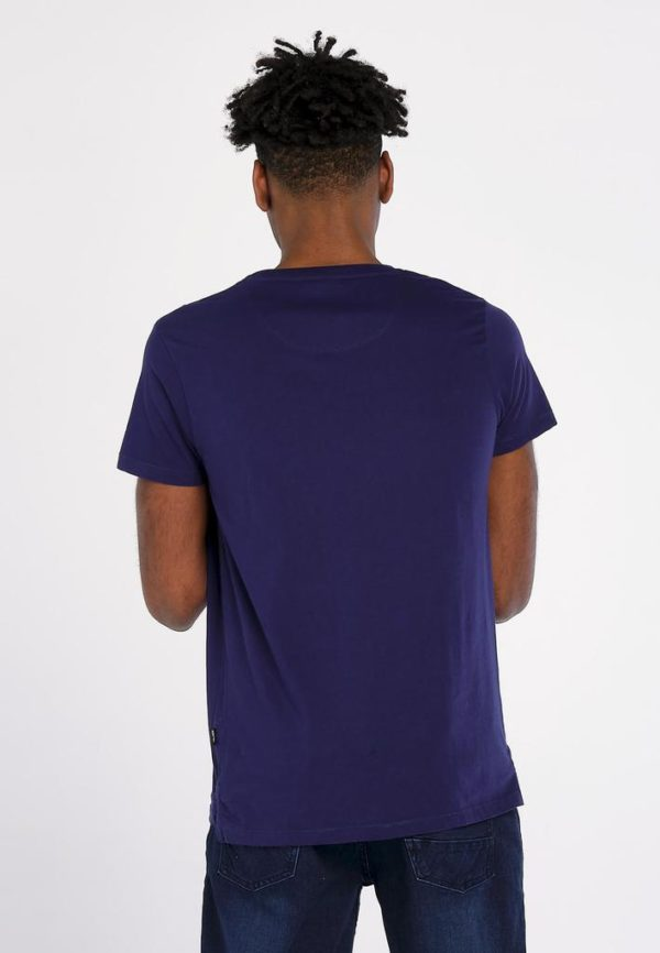 t-shirt bleu jn joy