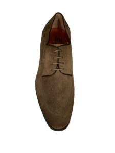 Chaussures en nubuck Santoni