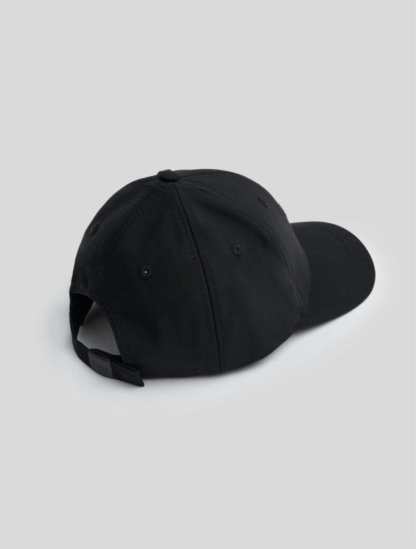 casquette noire mixte fusalp