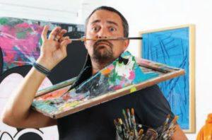 Nicolas Perrot peintre